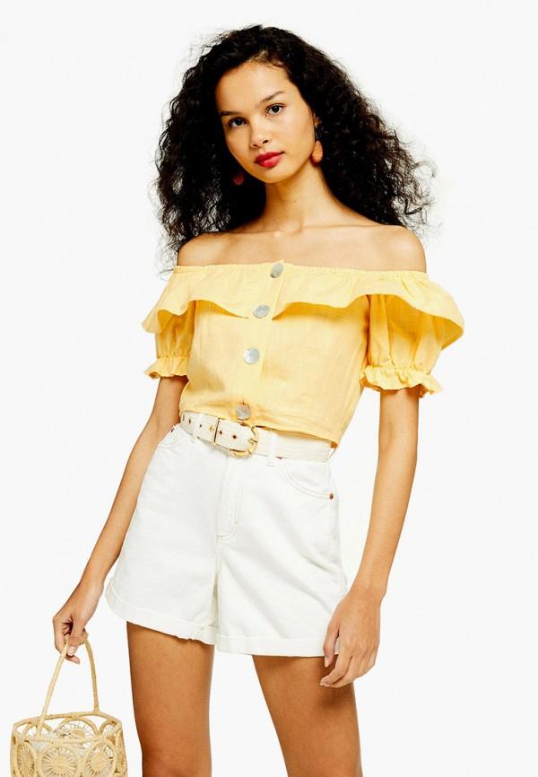 Блуза Topshop Topshop TO029EWFSTW2