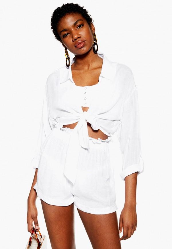 Блуза Topshop Topshop TO029EWFSTX7 блуза topshop topshop to029ewuqt31