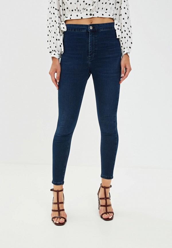 Фото - Женские джинсы Topshop синего цвета