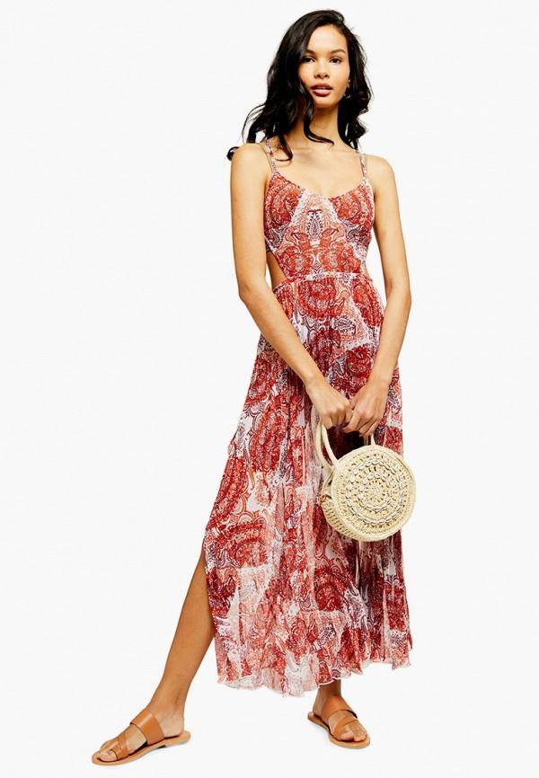 Платье Topshop Topshop TO029EWFVCF0 платье topshop topshop to029ewess09