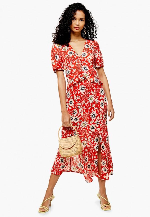 Платье Topshop Topshop TO029EWFWNF1 платье topshop topshop to029ewfysf1