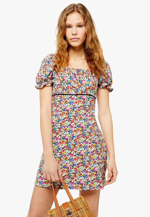 Платье Topshop Topshop TO029EWFYSE8 платье topshop topshop to029ewfstv4