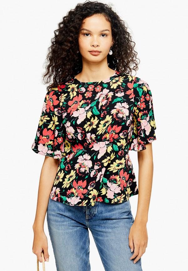 Блуза Topshop Topshop TO029EWFYSF5 джинсы topshop topshop to029eweipx5