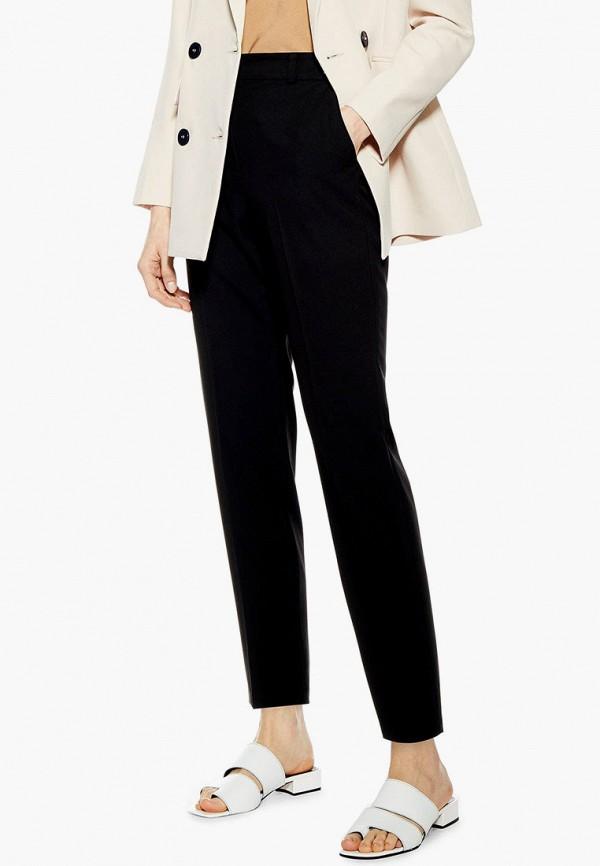 Фото - Женские брюки Topshop черного цвета