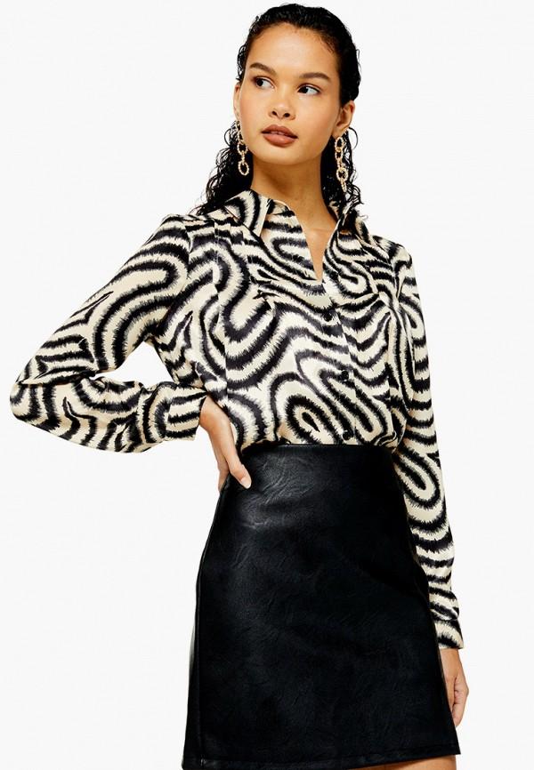 Блуза Topshop Topshop TO029EWGDPA1 блуза topshop topshop to029ewyom30
