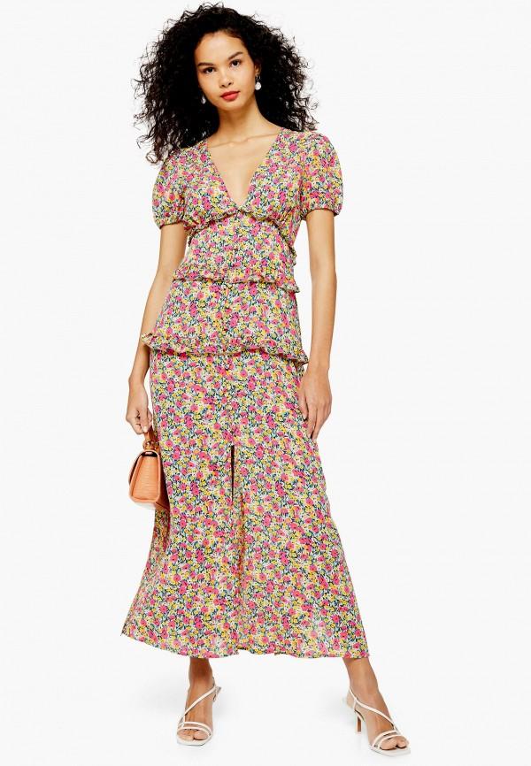 Платье Topshop Topshop TO029EWGFUZ2 платье topshop topshop to029ewfysf1