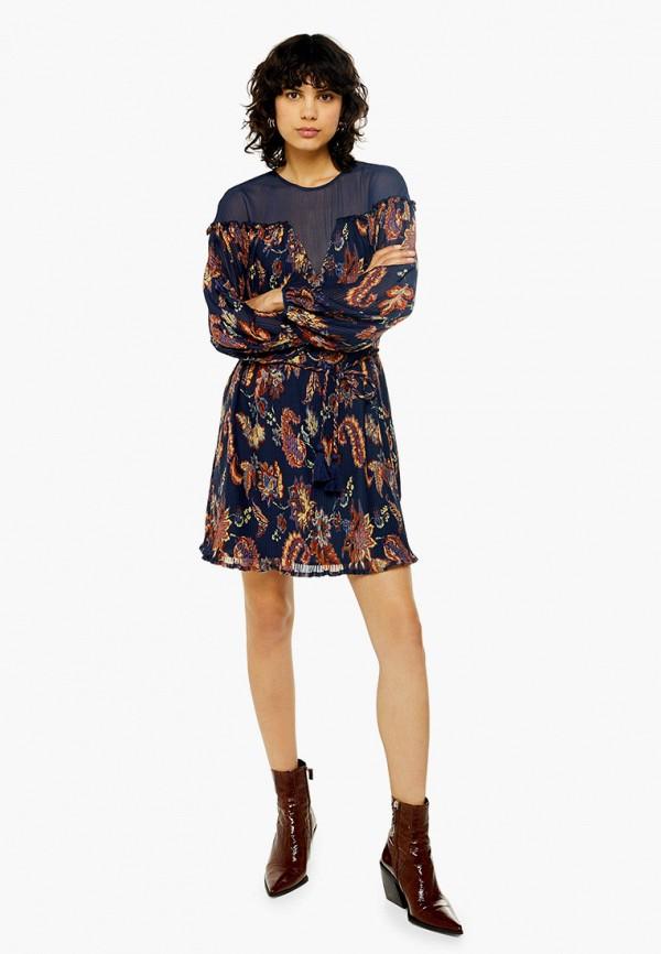 Платье Topshop Topshop TO029EWGHSA7 платье topshop topshop to029ewapsc2