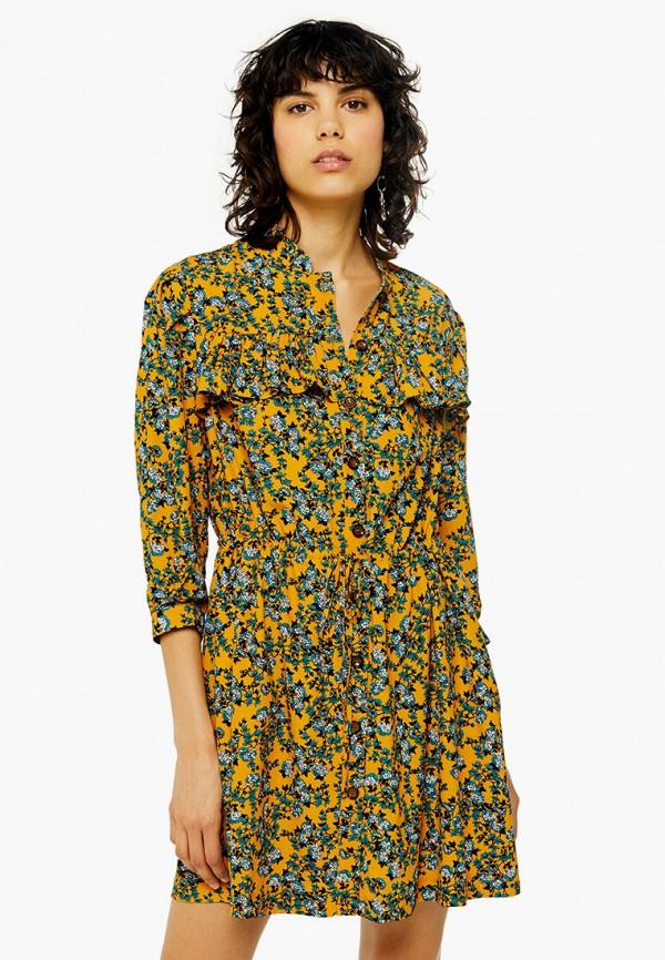цена Платье Topshop Topshop TO029EWGHSB1