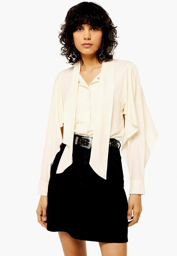 Блуза Topshop Topshop TO029EWGHSB4 цена