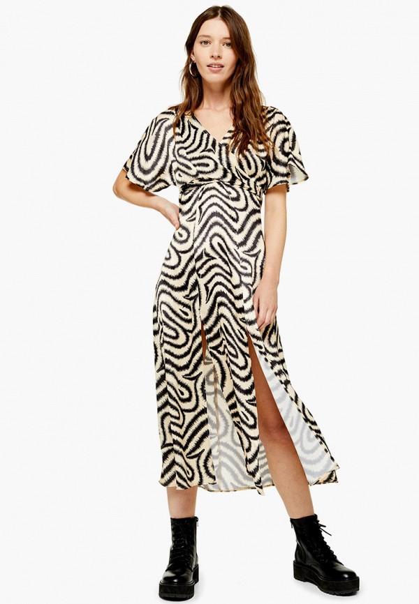 Платье Topshop Topshop TO029EWGKDQ2 платье topshop topshop to029ewess09