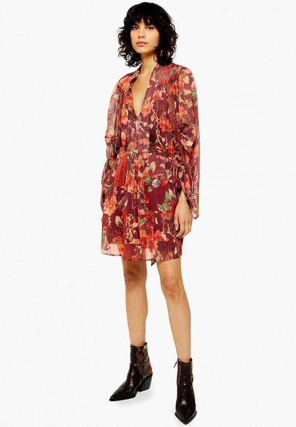 Платье Topshop Topshop TO029EWGKDQ3 платье topshop topshop to029ewapsc2
