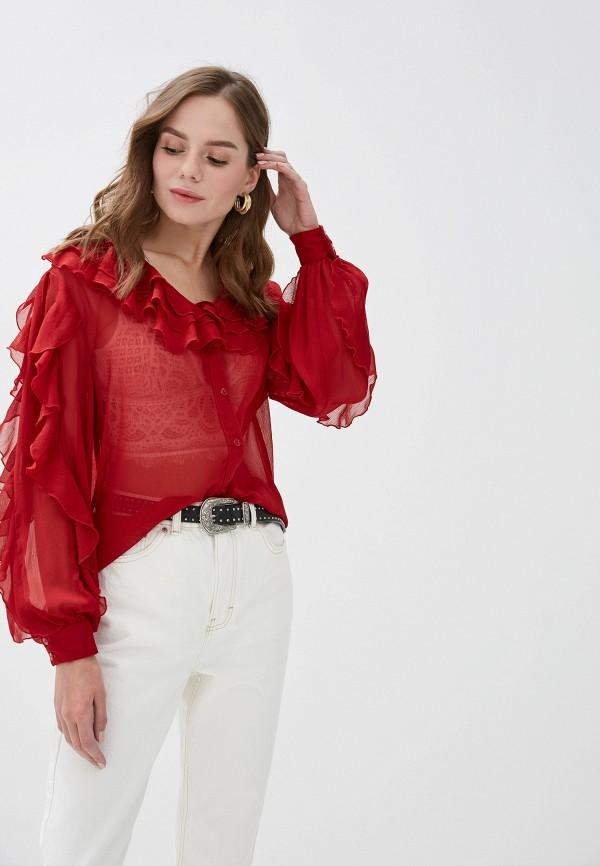 Блуза Topshop Topshop TO029EWGKDR4 блуза topshop topshop to029ewcozh7
