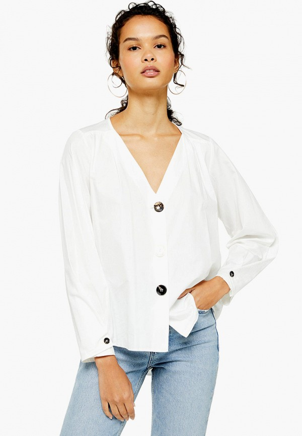 Блуза Topshop Topshop TO029EWGKDR9 блуза topshop topshop to029ewcozh7