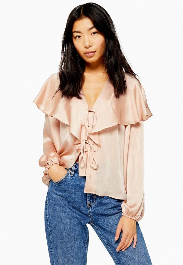 Блуза Topshop Topshop TO029EWGMQB8 блуза topshop topshop to029ewcozh7