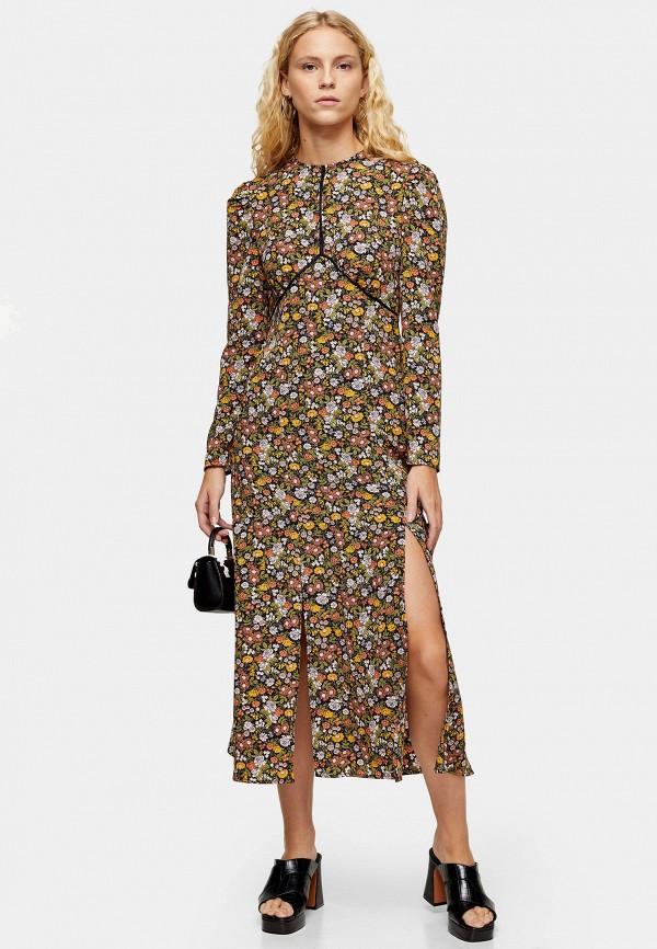 Платье Topshop Topshop TO029EWGVUA2 платье topshop topshop to029ewfysf1