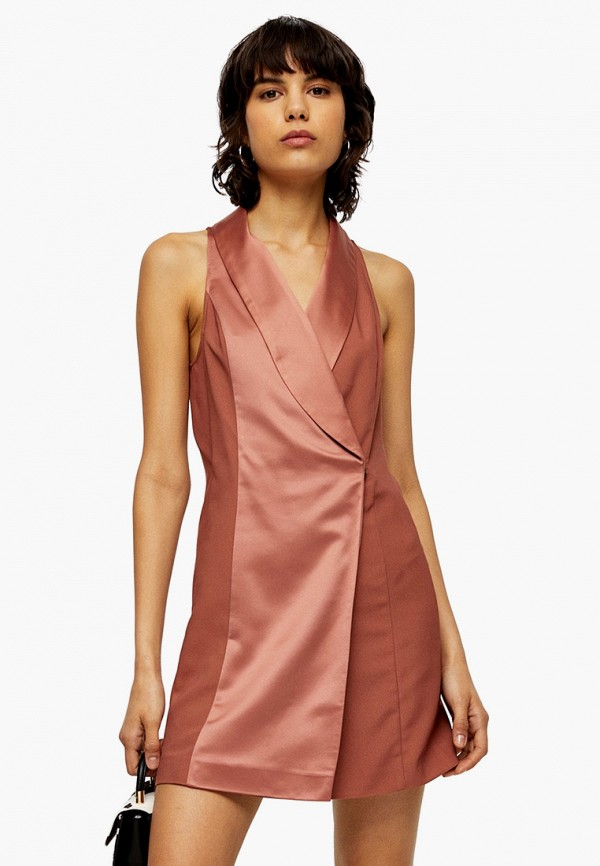 Платье Topshop Topshop TO029EWHDEM7 платье topshop topshop to029ewfhlp3