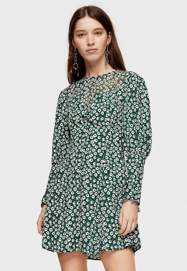 Платье Topshop Topshop TO029EWHMTC5 платье topshop topshop to029ewfstv4
