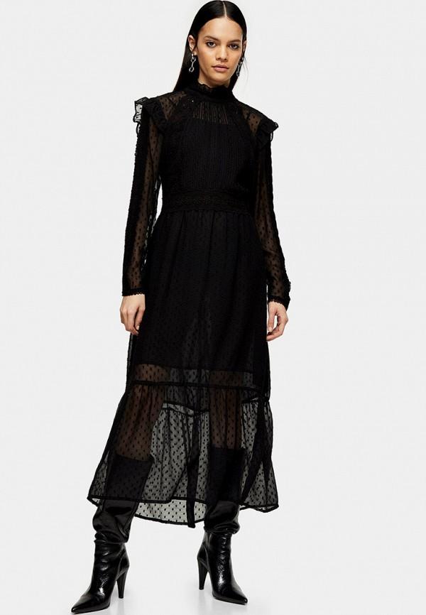 Платье Topshop Topshop TO029EWHMTC8 платье topshop topshop to029ewfhlp3