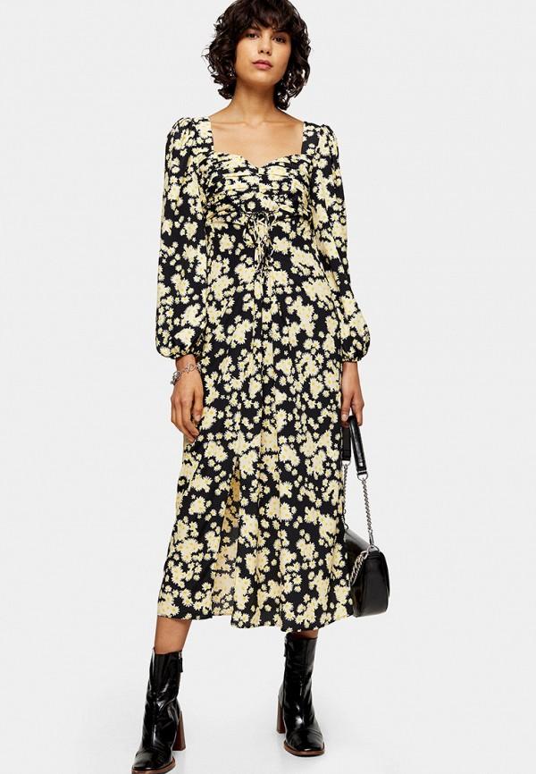Платье Topshop Topshop TO029EWHOFN4 платье topshop topshop to029ewfstv4