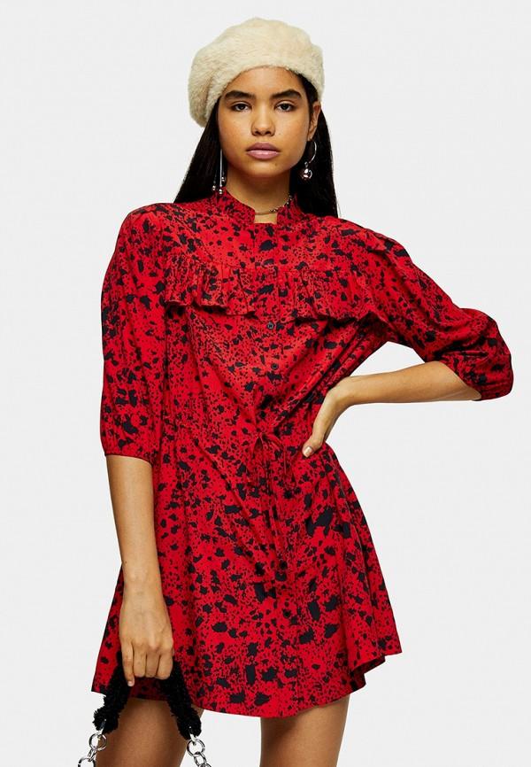 Платье Topshop Topshop TO029EWHOFN7 платье topshop topshop to029ewfstv4
