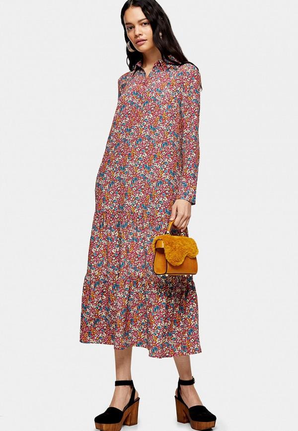 Платье Topshop Topshop TO029EWHRCK8 платье topshop topshop to029ewfhlp3
