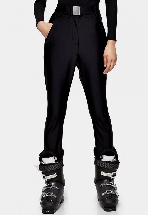 женские брюки topshop, черные