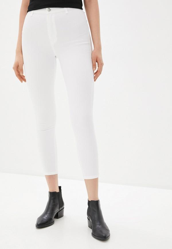 женские джинсы topshop, белые