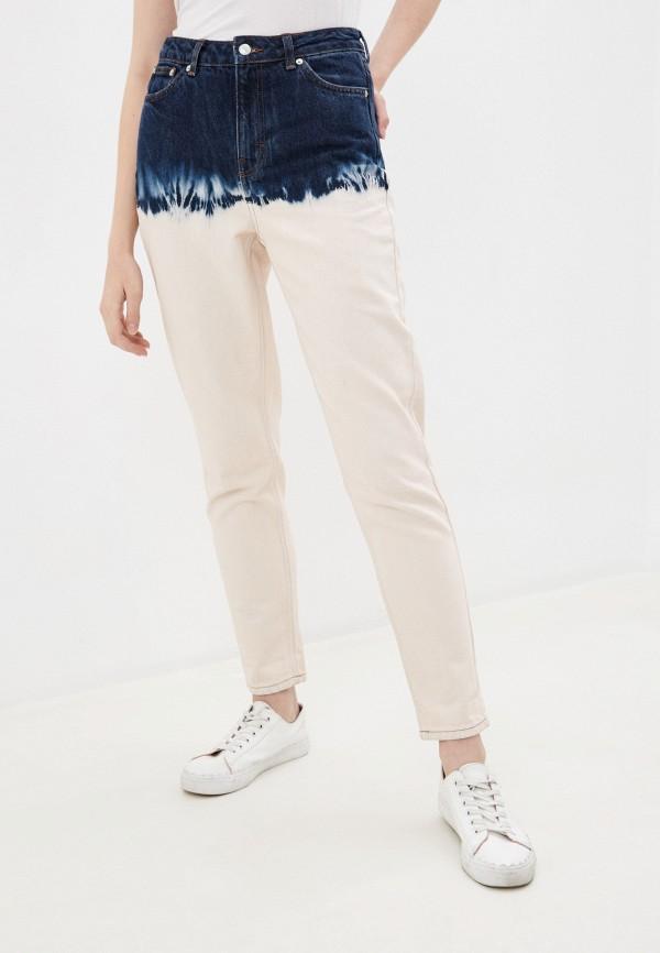женские джинсы topshop, разноцветные