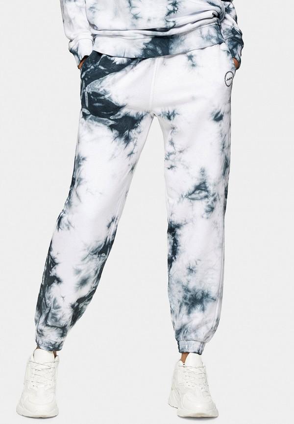 женские спортивные брюки topshop, белые