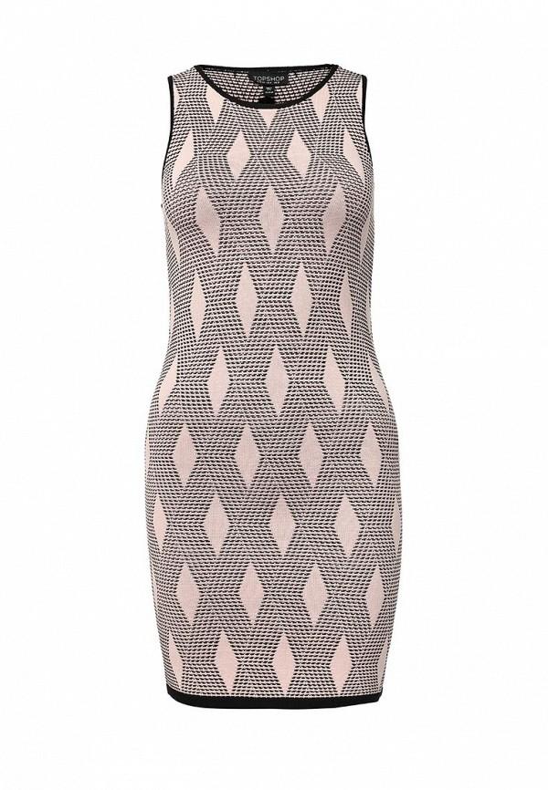 Платье Topshop Topshop TO029EWLEQ41 платье topshop topshop to029ewbnnw2