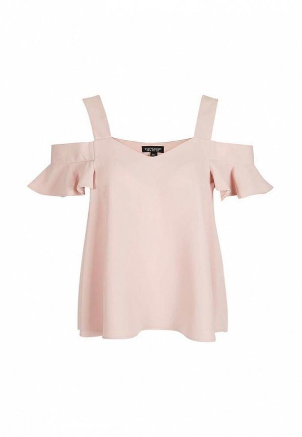 Блуза Topshop Topshop TO029EWNUQ90 блуза topshop topshop to029ewjex89