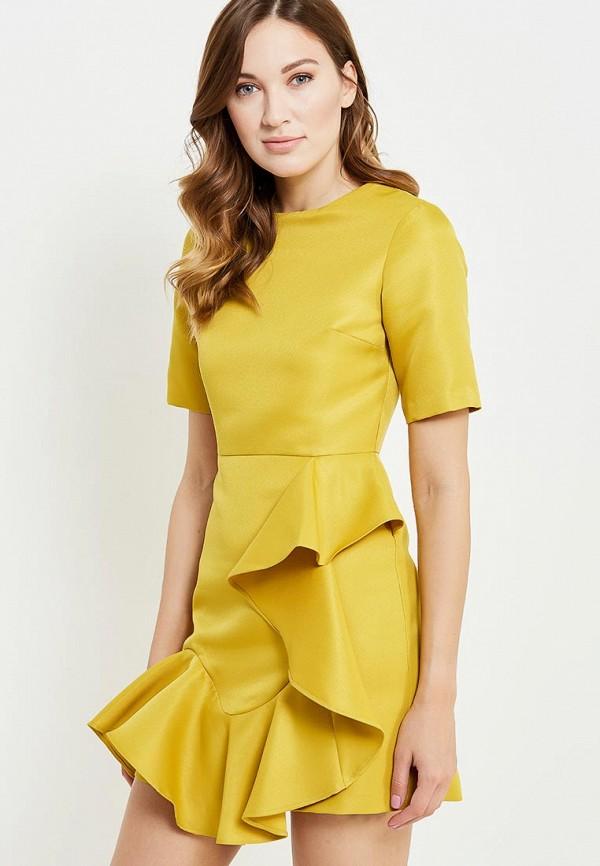 Платье Topshop Topshop TO029EWUQT78 цена и фото