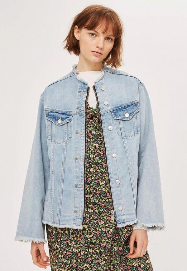 Куртка джинсовая Topshop Topshop TO029EWWYJ58