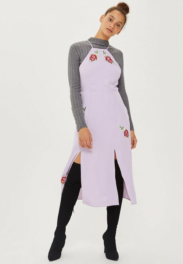 Платье Topshop Topshop TO029EWWYJ72 цена