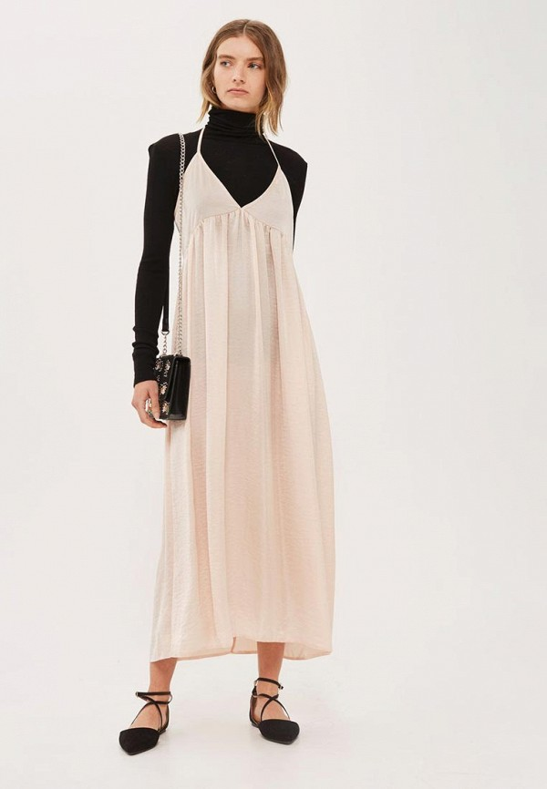 Платье Topshop Topshop TO029EWWYJ74 носки topshop topshop to029fwaakr9