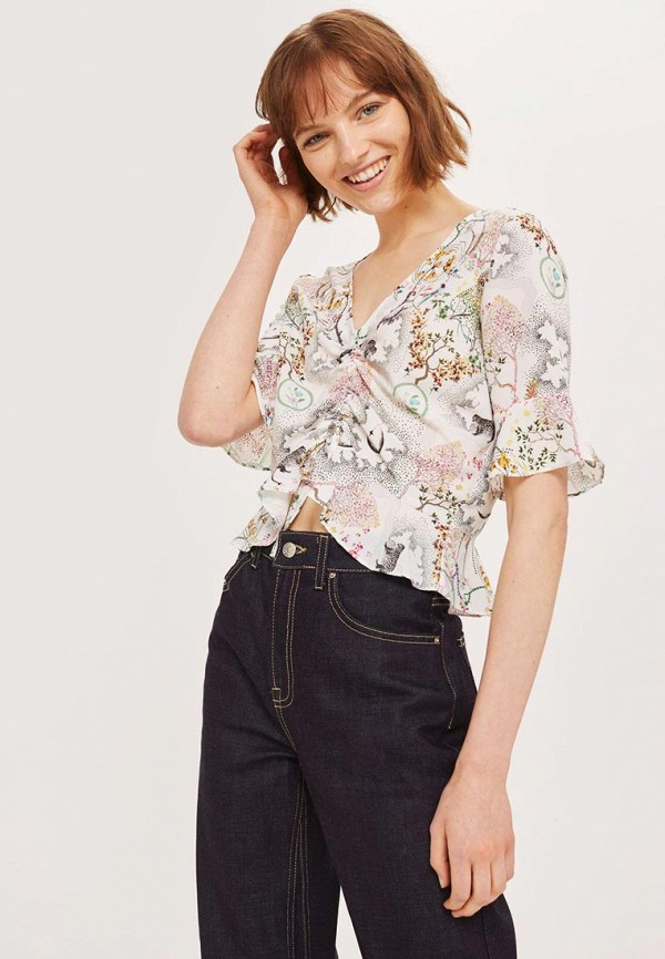 Блуза Topshop Topshop TO029EWWYJ88
