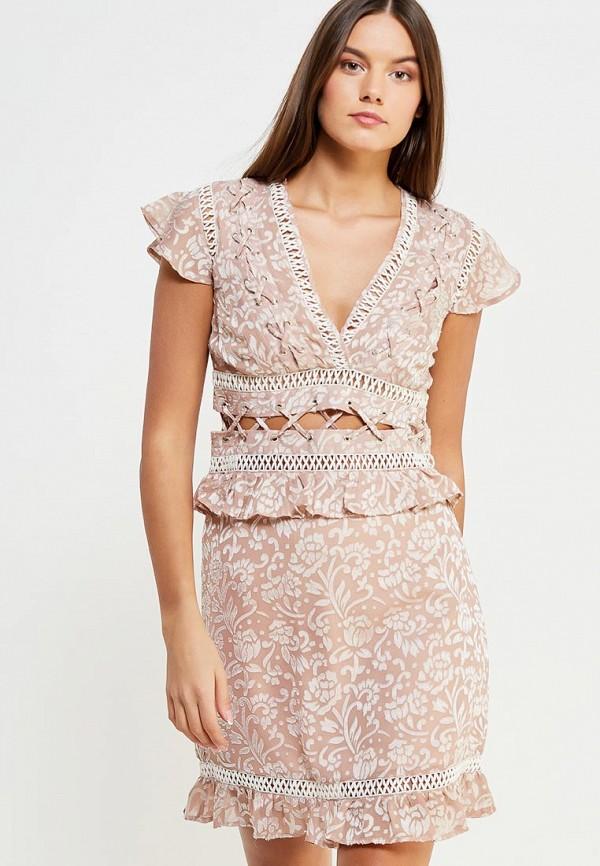 Платье Topshop Topshop TO029EWWYK18 цена в Москве и Питере