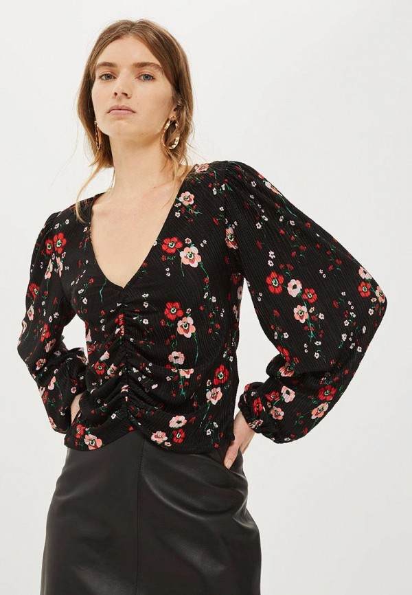 Блуза Topshop Topshop TO029EWYAN22 блуза topshop topshop to029ewxgl80