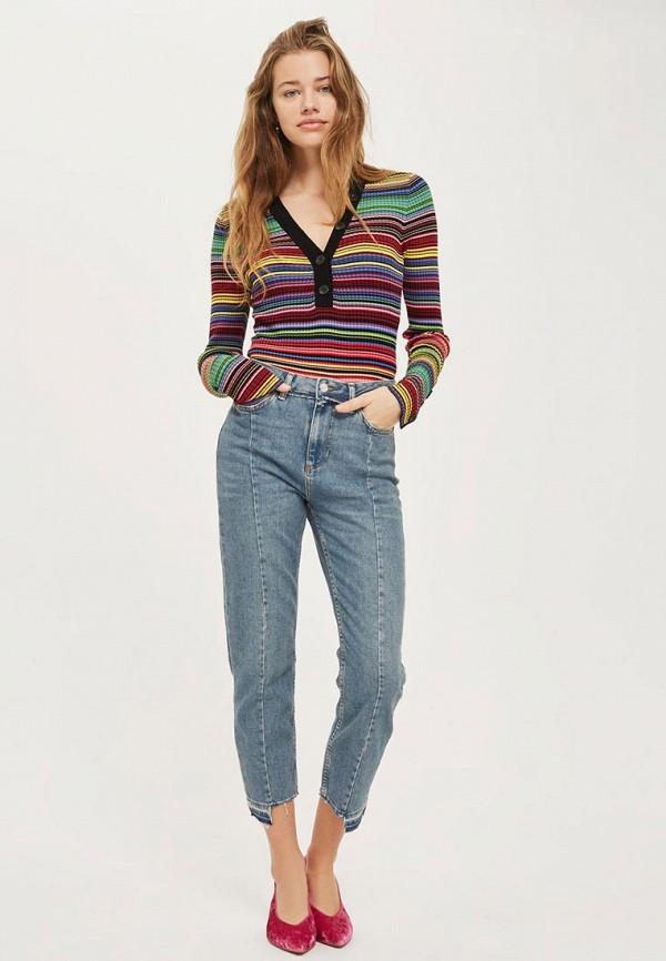 Джинсы Topshop Topshop TO029EWYJA29 шорты джинсовые topshop topshop to029ewarxe9