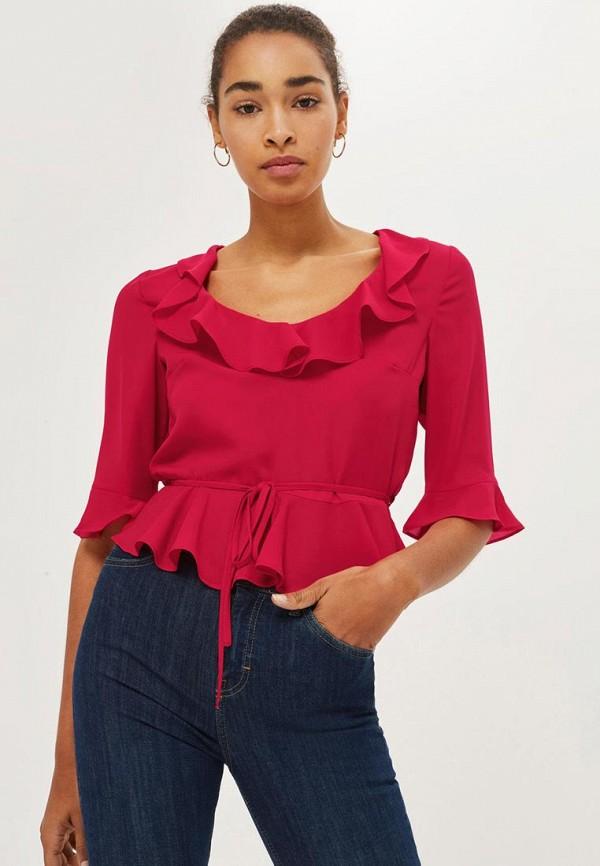 Блуза Topshop Topshop TO029EWYRS04 блуза topshop topshop to029ewyja50