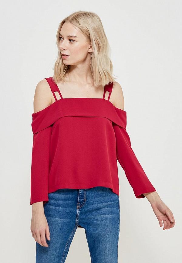 Блуза Topshop Topshop TO029EWZPV55 шорты джинсовые topshop topshop to029ewarxe9