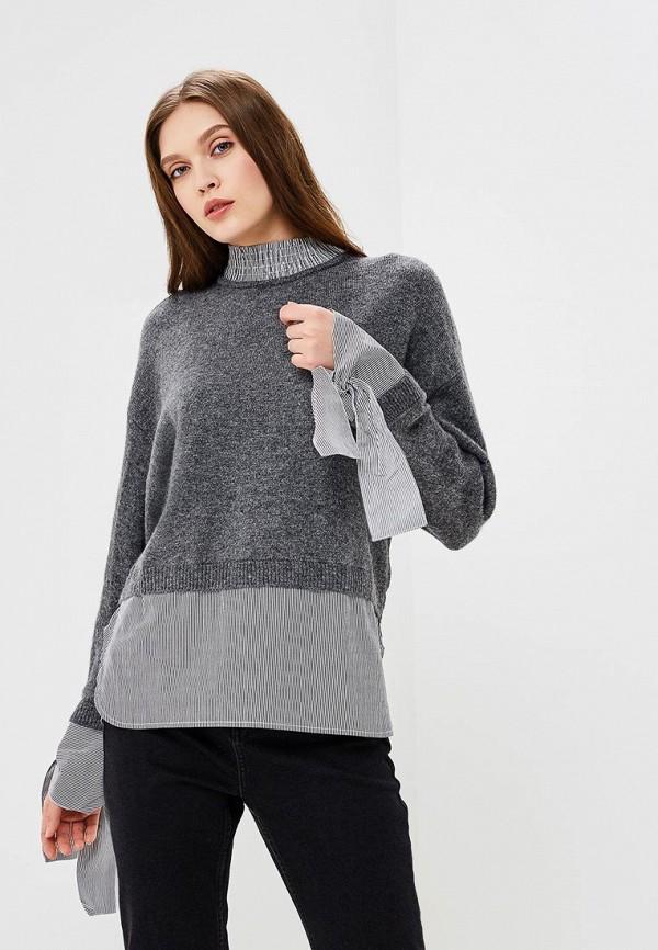 Купить Джемпер Topshop, to029ewzvh24, серый, Весна-лето 2018