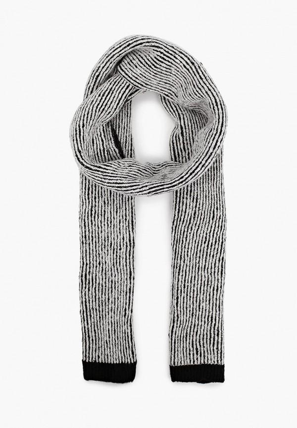 женский шарф topshop, разноцветный