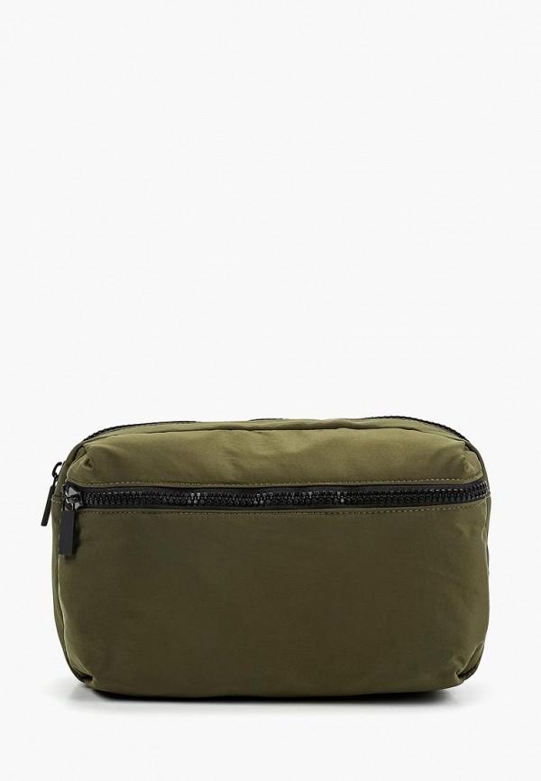 мужская сумка topman, хаки