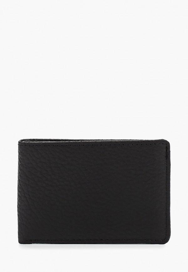 мужской кошелёк topman, черный