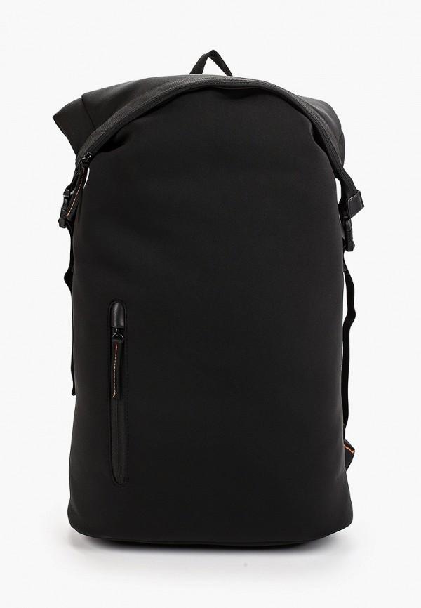 мужской рюкзак topman, черный