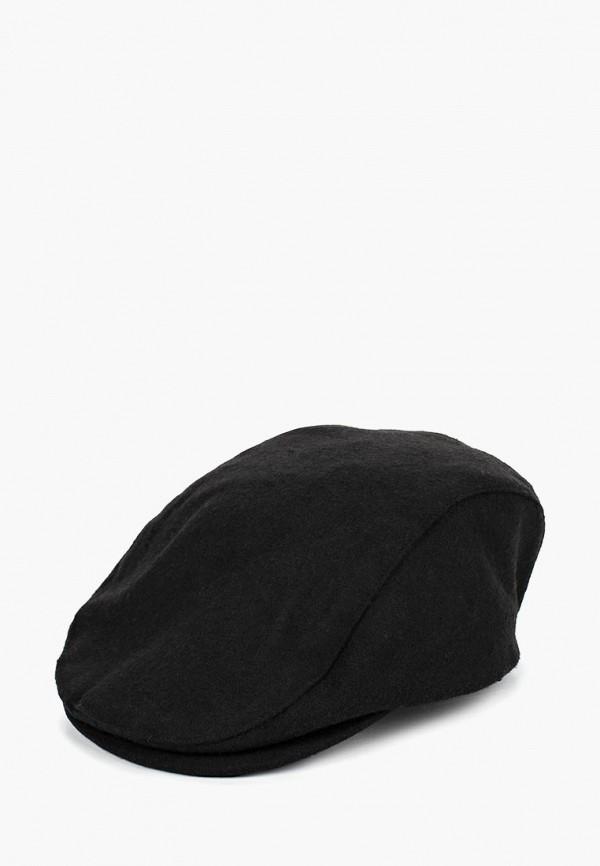 мужская кепка topman, черная