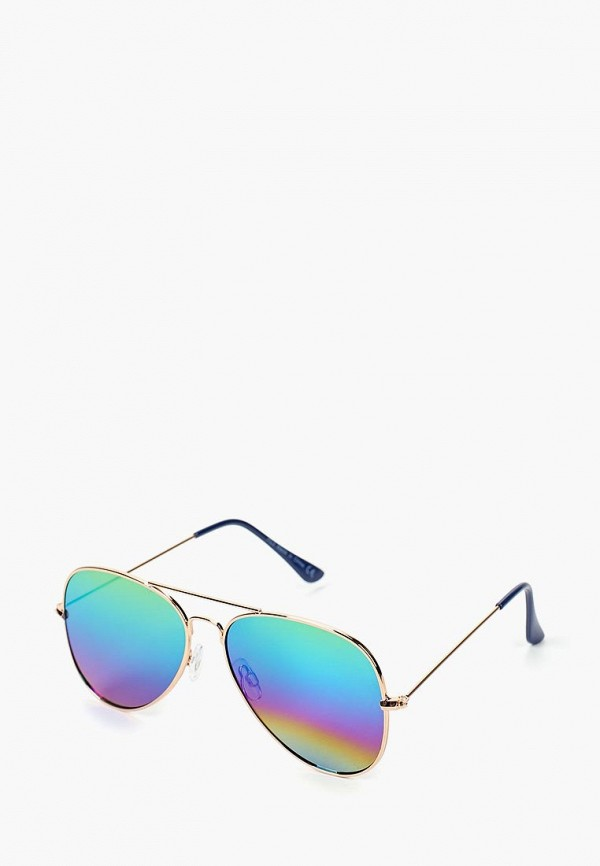 Очки солнцезащитные Topman Topman TO030DMBYIM5 цена