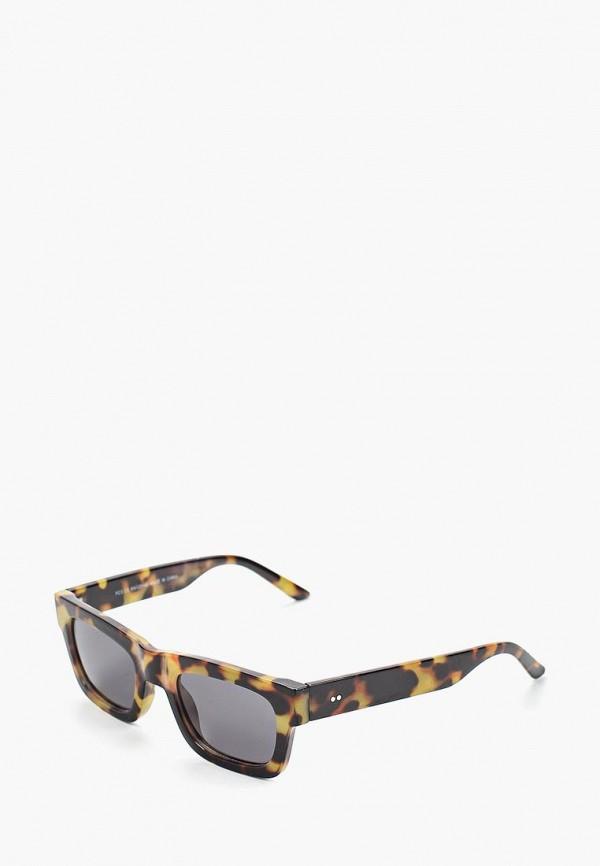 мужские солнцезащитные очки topman, разноцветные