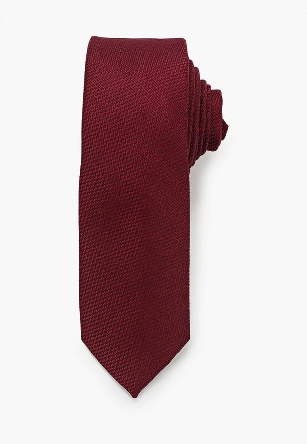 мужские галстуки и бабочки topman, бордовые